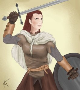 Tarian Shield Maiden